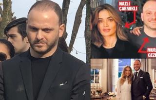 Mina Başaran'ı kalbine gömen Murat Gezer nişanlandı