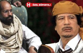 Muammer Kaddafi'nin eski sözcüsünden Haberler.com'a...