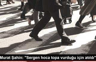 Murat Şahin: