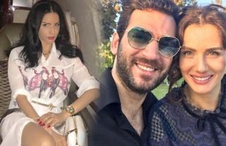 Murat Yıldırım - İmane Elbani çifti bebeklerini...