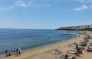 Müsilajdan arınan sahiller vatandaşlara kaldı