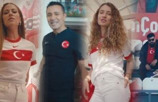 Mustafa Sandal'ın A Milli Takım İçin Yaptığı...