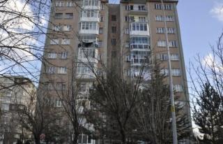 Mutant virüs nedeniyle 10 katlı bina karantinaya...