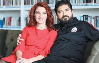 Nagehan Alçı ile Eşi Rasim Ozan Kütahyalı Arasında...