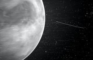 NASA'nın 'Güneş'e Dokunacak' Uzay Aracı, Venüs...
