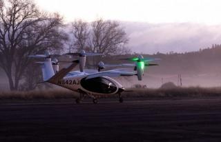 NASA, uçan taksiler için çalışıyor