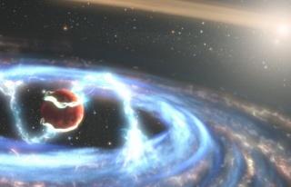 NASA Yeni Bir Gezegen Keşfetti: 'Jüpiter Kadar Ama...