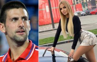 Natalija Scekic: Novak Djokovic'i baştan çıkarmam...