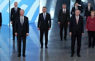 NATO Zirvesi'nin ardından yayınlanan bildiride dikkat...