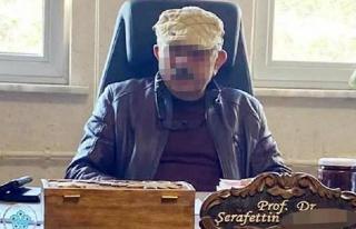 Necmettin Erbakan Üniversitesi Profesörüne Tacizden...