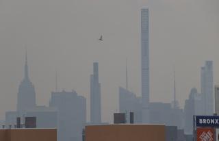 New York'ta hava kalitesi kritik seviyede