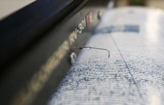 Niğde'nin Bor İlçesinde 5,1 Büyüklüğünde Deprem...
