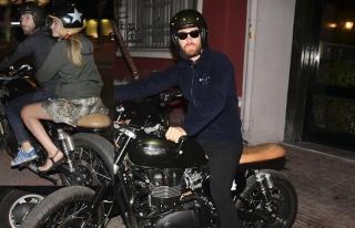 Oğulcan Engin'in motosiklet tutkusu