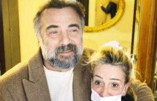 Oktay Kaynarca ile Saba Tümer'den evlilik esprisi