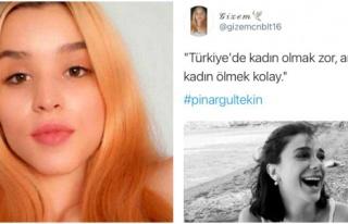 Öldürülen Gizem Canbulut'un 'Türkiye'de Kadın...