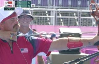 Olimpiyat Şampiyonu Mete Gazoz, Amerikalı Rakibi...