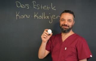 Op. Dr. Bilgehan Aydın kollajen takviyesi için kelle...