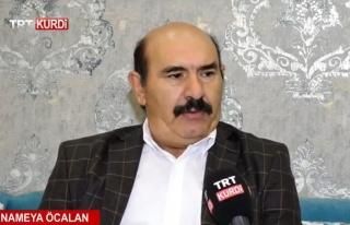 Osman Öcalan'ın Felç Nedeniyle Hareket Yetisini...