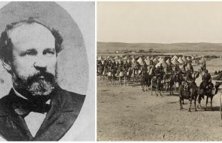 Osmanlı ile Amerika Arasında Bir Garip Deve Ticareti...