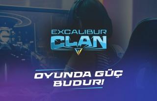 Oyun tutkunlarının yeni buluşma noktası Excalibur...
