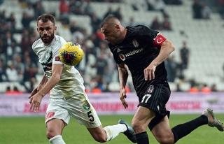 ÖZET İZLE: Beşiktaş 1-0 Denizlispor Maçı Özeti...