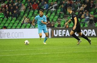 ÖZET İZLE: Krasnodar 3-1 Trabzonspor Maçı Özeti...