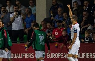 ÖZET İZLE: Moldova: 0-4 Türkiye Maç Özeti ve...