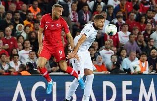 ÖZET İZLE: Türkiye 1 - 0 Arnavutluk Maçı Özeti...