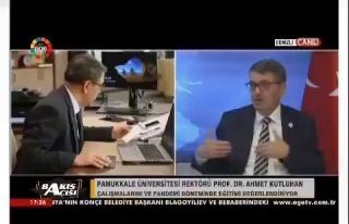 Pamukkale Üniversitesi Rektörü