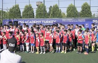Paris Saint-Germain Academy Turkey'in 7. merkezi açıldı