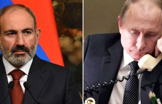 Paşinyan, Dağlık Karabağ'dan çekilmeyen ve Rus...