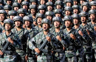 Pentagon, Çin ordusuna karşı harekete geçti