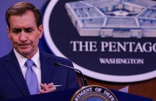 Pentagon sözcüsü, Afganistan'daki misyonlarının...