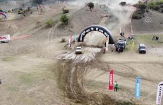 Petlas 2021 Türkiye Off-Road Şampiyonası'nın 3....