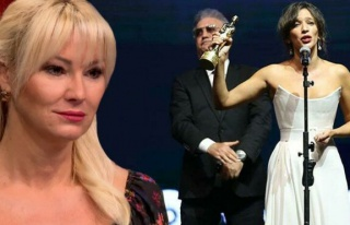 Pınar Altuğ'dan Tamer Karadağlı'ya destek