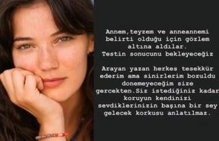 Pınar Deniz, isyan etti