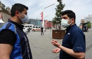 Polisten İkamet Kartı Olan İranlı Turiste Ceza:...