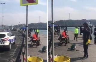 Polisten İstanbullulara Korona Anonsu: 'Zaruri Olmadıkça...