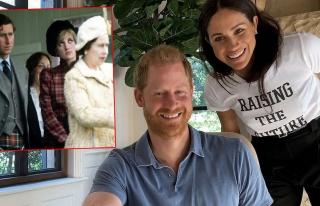 Prens Harry İngilitere kraliyetine şok yaşatmayı...