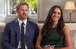 Prens Harry-Meghan Markle çiftinin çocukları dünyaya...