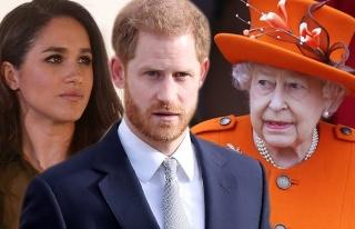 Prens Harry ve Meghan Markle tüm sırları ortaya...