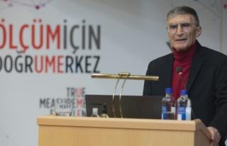 Prof. Dr. Aziz Sancar: 'Aşı karşıtı olmak mantık...