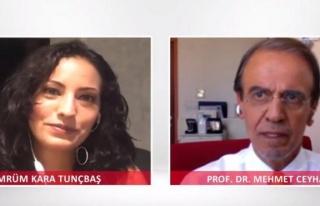 Prof. Dr. Mehmet Ceyhan: Şu an hiçbir ülkede ikinci...