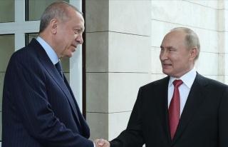 Putin'in danışmanı Erdoğan'la Soçi'de yapılan...