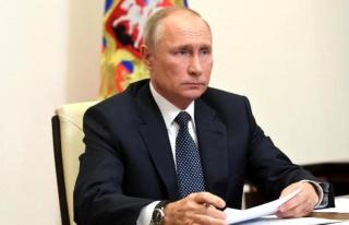 Putin'in eski temizlik işçisinden 17 yaşında bir...