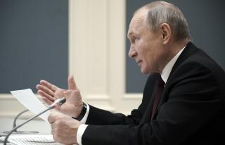 Putin, Kendisine 'Katil' Diyen Biden'ı Canlı Yayında...