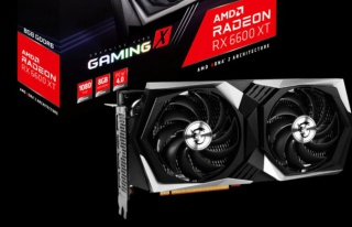 Radeon 6600 XT GPU tanıtıldı