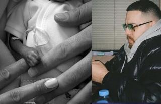 Rapçi Murda'nın 13 gün önce doğan bebeği vefat...