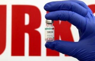 Rektör Çalış: 'Yerli aşıda Faz-3 çalışmaları...
