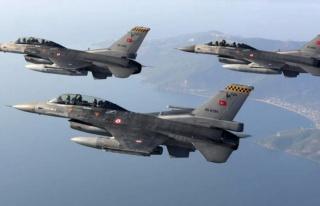 Reuters'tan bomba iddia: Türkiye 40 adet yeni F-16...